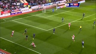 Rotherham 2-1 Leeds - Sky Bet Championship Season 2014-15