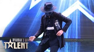 Han Mhuu Thaw: Auditions | Myanmar's Got Talent 2019