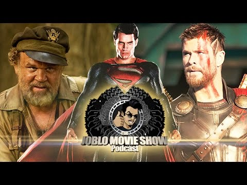 JoBlo Movie Show Podcast - Man of Steel 2, Game of Thrones final season, Thor: Ragnarok and more!