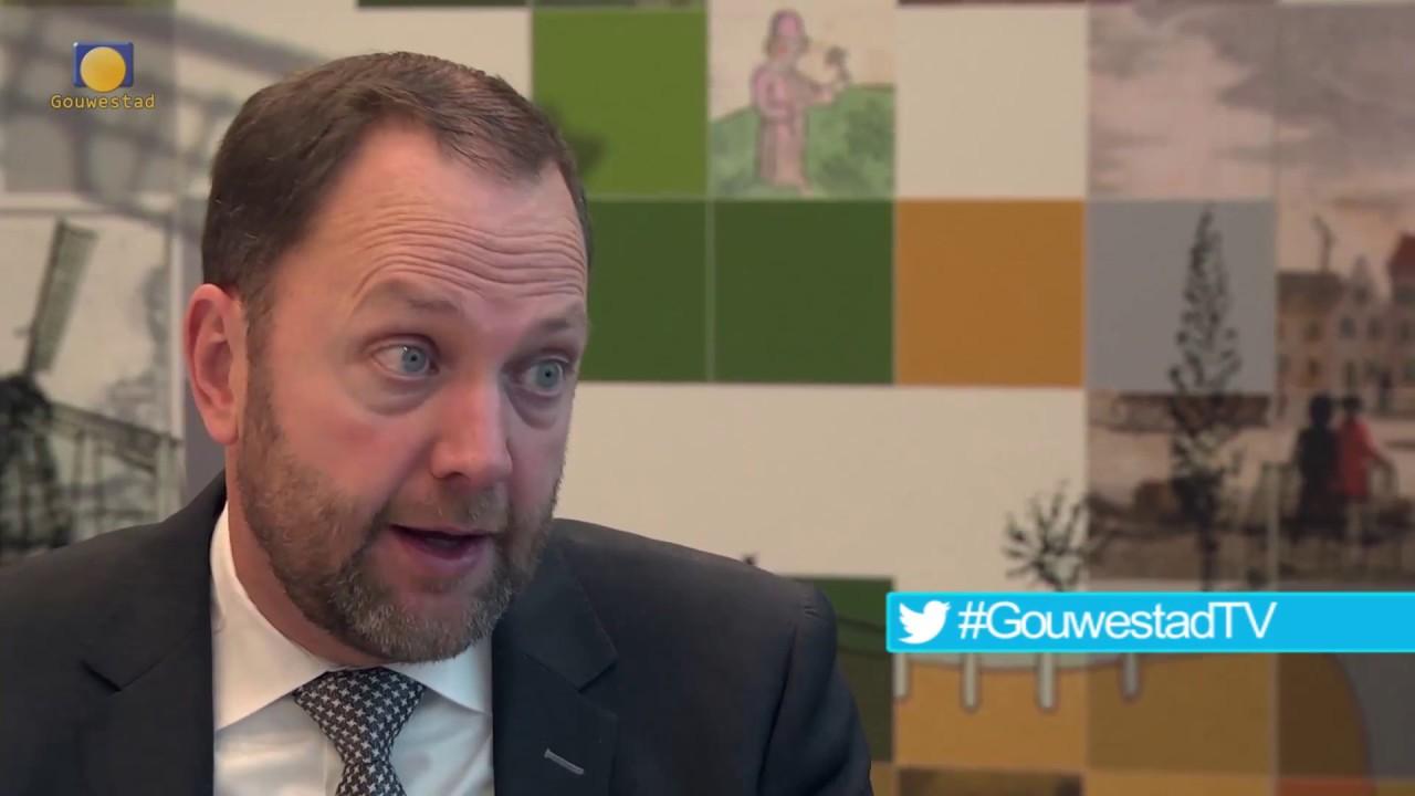 2017 week 3- Gesprek met  burgemeester Milo Schoenmaker