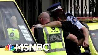 Tech Companies May Need To Use 'The ISIS Playbook' To Curb Violence | MTP Daily | MSNBC