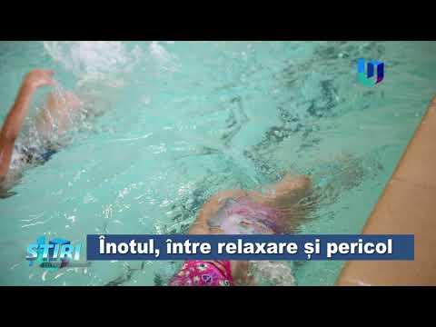 TeleU: Înotul, între relaxare și pericol