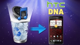 [HTC DNA Music Recovery]: How to Recover Deleted Music from HTC Droid DNA?