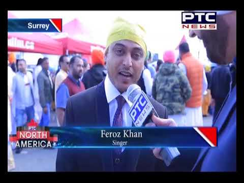 Record Breaking Nagar Kirtan in Surrey