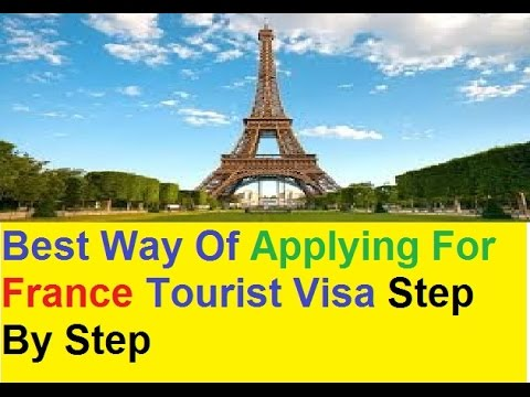 How To Apply For France Visa