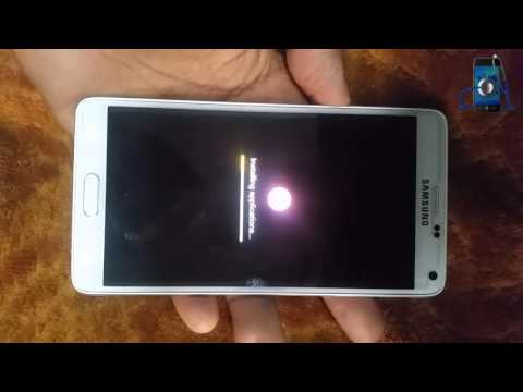 Samsung Note 4 SM N910X How To Hard Reset And Remove Pattern