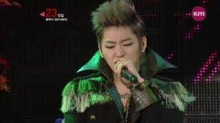 블락비Block B_닐리리맘보@뮤직트라이앵글(MusicTriangle)20121024