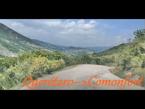 De Querétaro A Comonfort (Queretaro-Guanajuato) Via Obrajuelo, Ixtla, Jalpilla