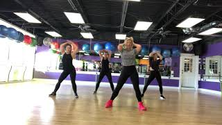 Download Video 7 Rings // Ariana Grande // Turn Up Dance Fitness MP3 3GP MP4