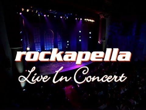Rockapella  In Concert 2001
