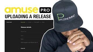 Amuse Pro Distribution: Uploading A Release