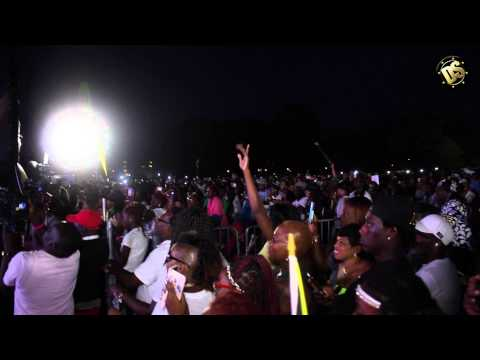 Dexta Daps Stellar Performance (Roy Wilkins Park, New York) [Sept 2015]