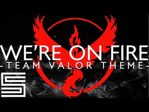 Silva Hound - We're On Fire (Team Valor Theme)
