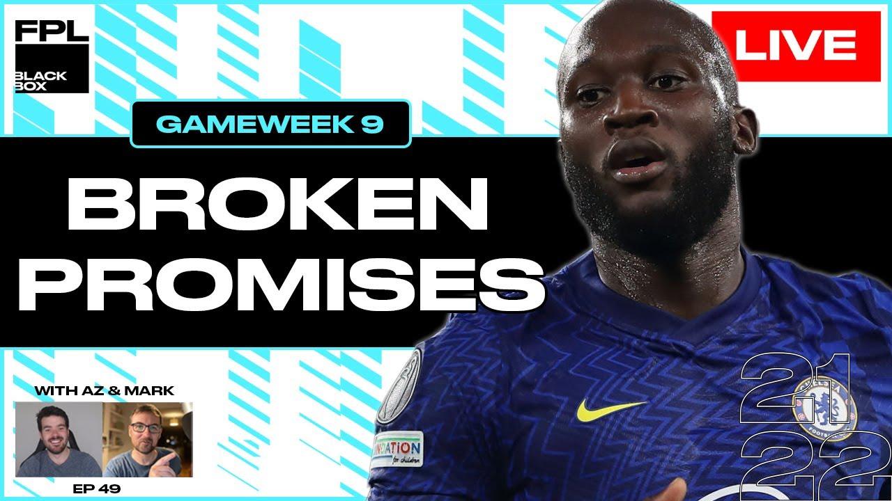 Download FPL BlackBox   Broken Promises   Fantasy Premier League 21/22   GW 9   Episode 49