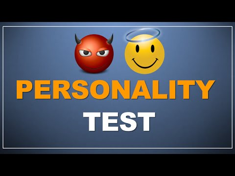 Fast Personality Test: Fold your hands! (Psycho Test & Brain)