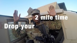 How To Run A Faster 2 Mile   Lose 3 to 4 min (Army APFT)
