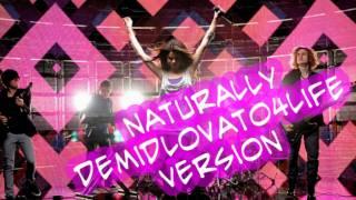 Selena Gomez&The Scene-Naturally[DemiDLovato4Life Ver.]