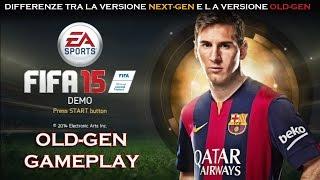FIFA 15 Demo old-gen Gameplay - Vale la pena passare a next-gen per FIFA 15?