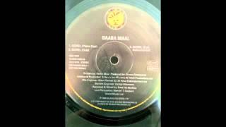 Baaba Maal -  Gorel (MAW Piano Dub)