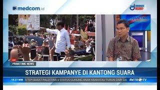 Isu Hoaks Jokowi vs Prabowo 'Bertarung' di Banten