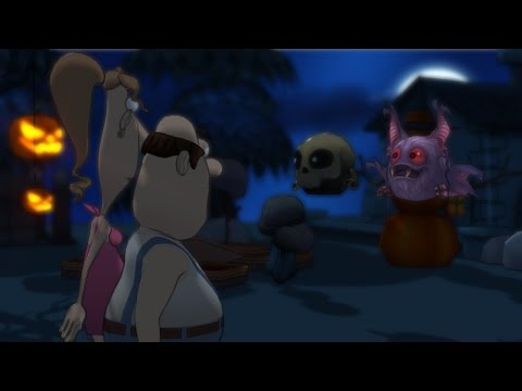 10292014 Reallusion Webinar - Pixar-style Movies with iClone Toon Maker: Halloween Edition
