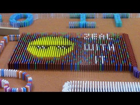 10,000 Dominoes - The Incredibly Dank Machine w/xXDominoMasterXx