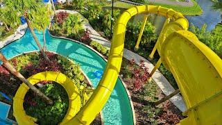 Surfari Water Park - Aquatube Water Slide | The Grove Resort Orlando