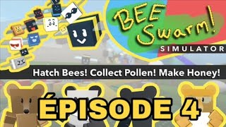 4th episode bee swarm simulators (roblox)
