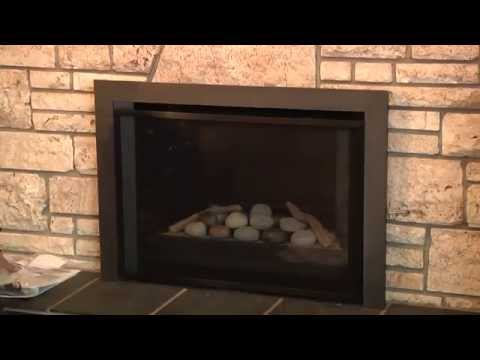 company insert sided installation double texas installing services tx fireplace houston gas