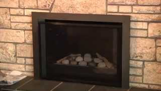 Barbecues Galore & Wood Fireplaces -  Gas Fireplace Insert Install Process
