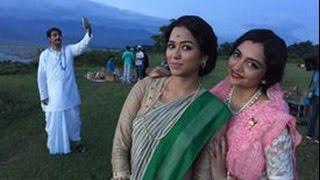 Byomkesh Pawrbo Behind The Scenes | Bengali Film Byomkesh Pawrbo Shooting (Making)