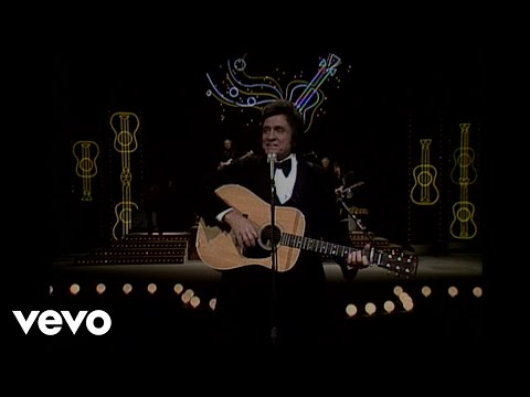 Johnny Cash - One Piece At A Time (Live)