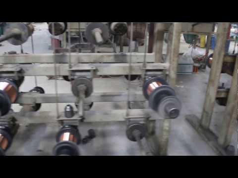 copper wire production lines