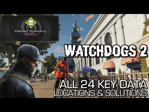 Watch Dogs  Hack Key At Hq