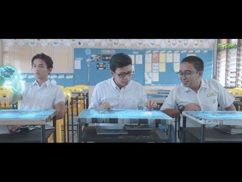 Sekolah Sekarang vs Sekolah Zaman Akan Datang (Back To The Future Remake)