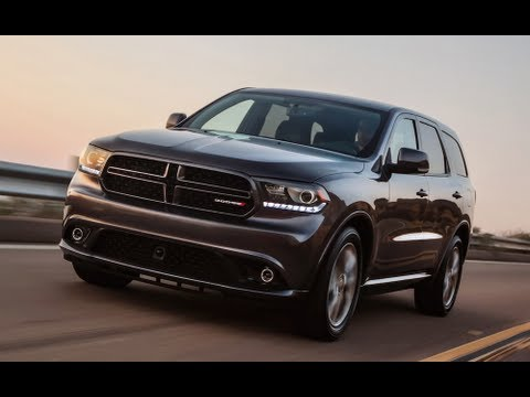 2014 HEMI Dodge Durango R/T First Drive 0-60 MPH Review: Don't tell Dodge we posted this review ...