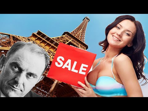 Meet The Man Who Sold The Eiffel Tower, Twice...