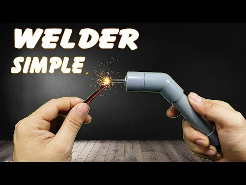 Making simple welding