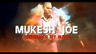 MukeshJoe Channel Ad/Promo