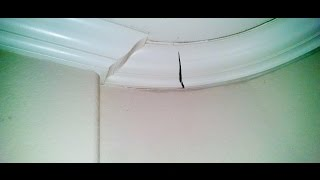 Home repair crown molding by froggy
