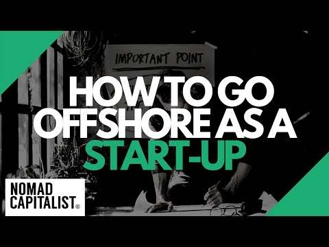 How to Go Offshore as a Start-up