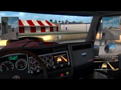 New Mexico DLC + American Truck Simulator |