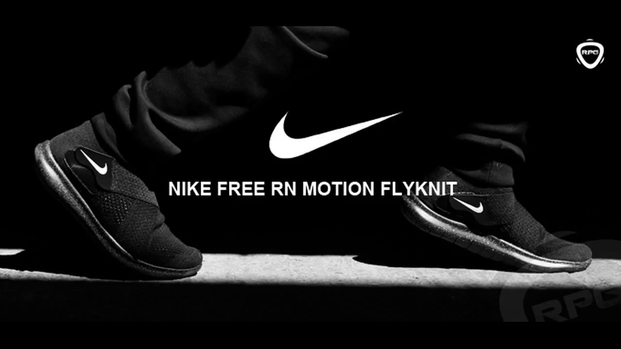 5db086c5b26f Nike free RN Motion Flyknit 2017 - YouTube