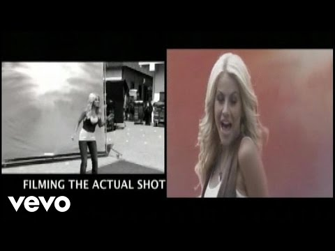 Julianne Hough - My Hallelujah Song (Making of)
