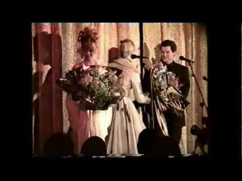 007 Galapremier : Goldeneye With Pierce Brosnan & Isabella Scorupco