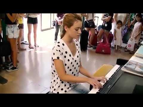 Пианисты, которые не смогли пройти мимо фортепиано и круто исполнили произведения!!