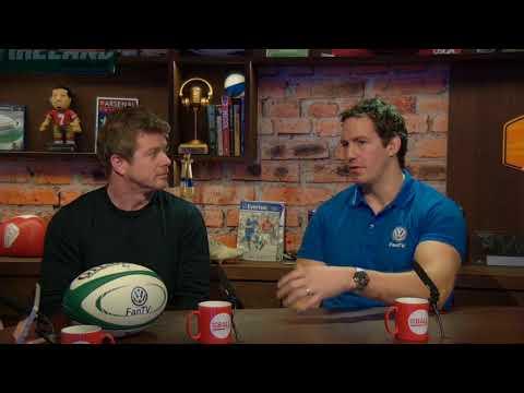 OTB Saturday Panel - Johnny Sexton, James Ryan, and a look ahead to Ireland vs Italy