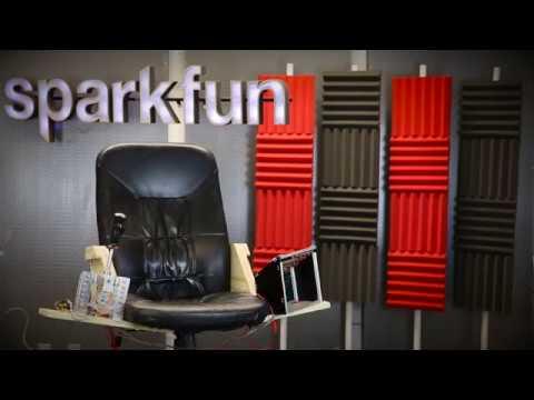 Módulo ARDUINO SPARKFUN FreeSoC2 - PSoC5LP