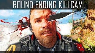 Black Ops 3 Funny Killcams! - (Ballistic Knife Headshot, Funny Moments, Trolling)