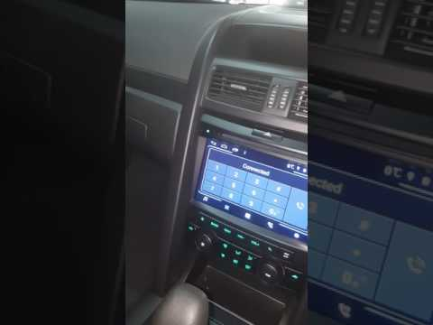 Quasi VE / G8 Aftermarket Headunit Fascia Kit - With Climate